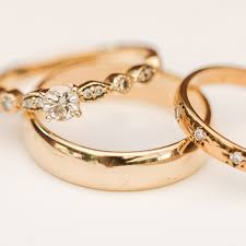 with wedding rings everything you need to about your engagement ring or