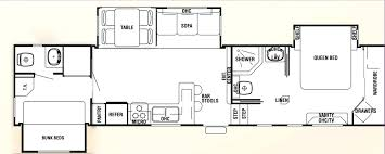 rv class c floor plans bunk beds rv bunk bed class c quad images beds surco ladders rv