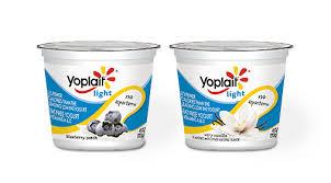 yoplait light yogurt ingredients gluten free single serve yogurt general mills convenience and