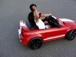toddler mustang car drifting chua