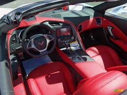 white corvette interior 2016 arctic white chevrolet corvette z06 convertible 107077390