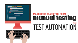 making the transition from manual testing to test automation