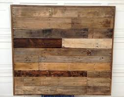 reclaimed wood headboard king diy best rustic ideas on u2013 apartment