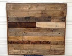 reclaimed wood headboard king diy u2013 apartment interior design