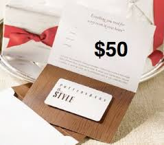Pottery Barn Names Pottery Barn Calls Your Name With This 50 Gift Card Giveaway