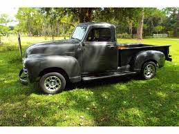 Classic Chevy Trucks Wanted - 1951 chevrolet pickup for sale on classiccars com 12 available