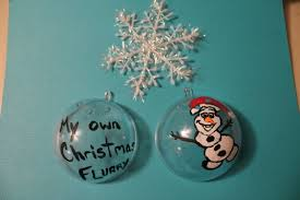 frozen inspired ornaments momeefriendsli