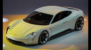 new porsche electric new porsche mission e electric car 2016 youtube