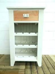 white wood wine cabinet white wine rack cabinet fascinating wine rack other uses for wine
