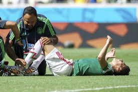 Challenge Injury Hector Moreno Whose Challenge Led To Luke Shaw Injury Own
