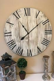 wall clocks canada home decor best 25 oversized clocks ideas on pinterest french industrial
