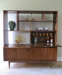 Modern Wall Unit Mid Century Modern Wall Unit Room Divider Secretary Cabinet