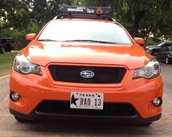 subaru orange crosstrek what color hella horns to get club crosstrek subaru xv