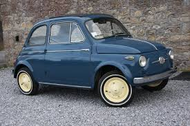 old fiat 1959 fiat 500n in medium blue for sale classic original fiat 500