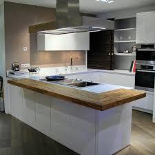 plan de travail bois cuisine cuisines équipées avec plan de travail bois massif cognac charente