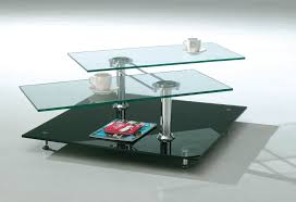 glass table for living room creative and futurist coffee table design designer coffee tables