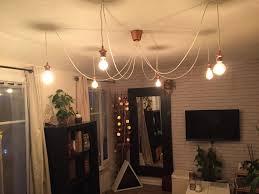 ikea luminaire chambre luminaire style araignée à partir des suspensions ikea