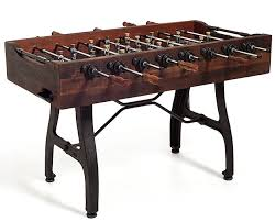 reclaimed wood game table post foosball table made from reclaimed wood and salvaged metal