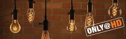the home depot only home depot feit u0027s vintage glass bulbs are