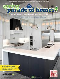 jl home design utah spring parade of homes magazine 2017 by home builders association