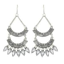 retro chandelier dangle earrings for women glamorize yourself