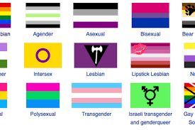Sexuality Flags Is The Lgbt Community A Subculture Zed Books