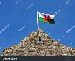 How Old Is The Welsh Flag Welsh Flag Stock Photo 2175696 Shutterstock