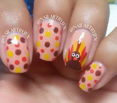 thanksgiving nail designs ideas 10 simple thanksgiving nail