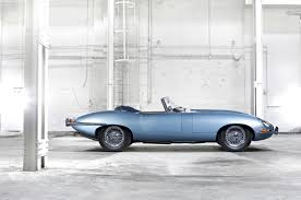vintage convertible jaguar e type a work of art on wheels video and images