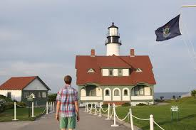 Cape Elizabeth Lights Coast Of Maine Travel Guide Hannah Tyler