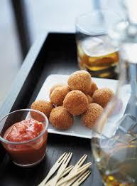 la cuisine de ricardo recette de ricardo d arancinis à la saucisse recette entree