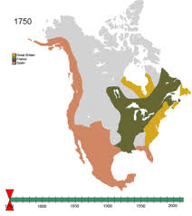 america map before and after and indian war territorial evolution of america since 1763
