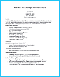 Bank Manager Resume Samples by Store Assistant Manager Resume That Can Bag You