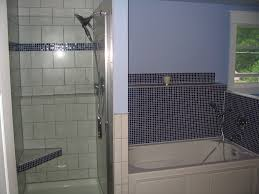 tub with glass shower door how much do frameless glass shower doors cost