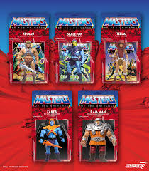 he man and the masters of the universe update on masters of the universe ultimate shipping and packaging