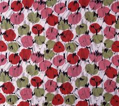 dress fabric by the calico printers association memoryprints
