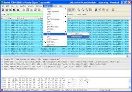 wireshark tutorial analysis wireshark sniffing