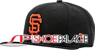 Black Flag Hat New Era 80281256 San Francisco Giants Usa And California Flag