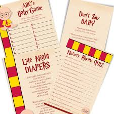 harry potter baby shower games harry potter baby shower game
