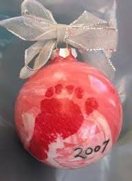 handprint ornament for baby s magical