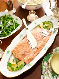 perfect poached salmon with bearnaise sauce poached salmon recipe