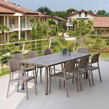 tavoli e sedie per esterno prezzi tavolo da giardino libeccio nardi