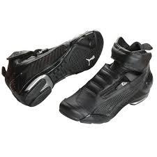 short black motorcycle boots puma 250 short cut motorcycle boots demon tweeks