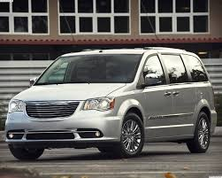 chrysler grand voyager description of the model photo gallery