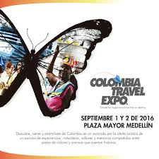 brochure colombia travel expo 2016 by plaza mayor medellín issuu