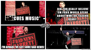 Bad News Barrett Meme - teamawesome418 memes