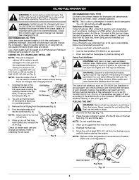 troy bilt tb525cs user manual page 6 64