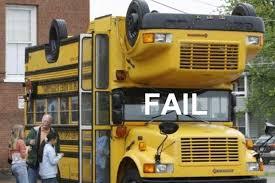 Short Bus Meme - the pwn zone car fails