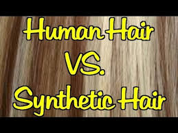 human hair extensions vs synthetic hair extensions 5 general