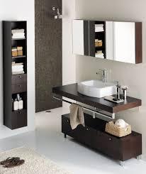 Bathroom Wall Storage Cabinets Contemporary Bathroom Storage Cabinets With Best 25 Narrow Cabinet
